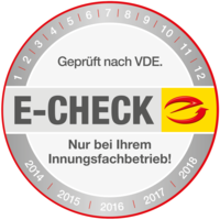 Der E-Check bei Martin Meyer Elektro in Uettingen